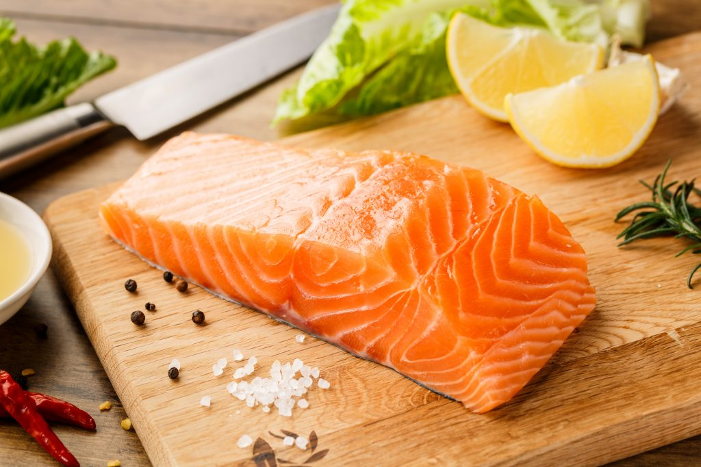 Best Places To Eat Salmon In Anchorage