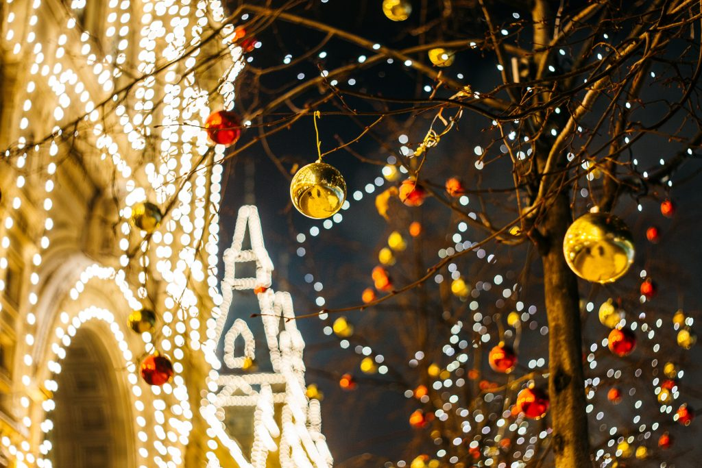 Celebrate The Holidays In Anchorage