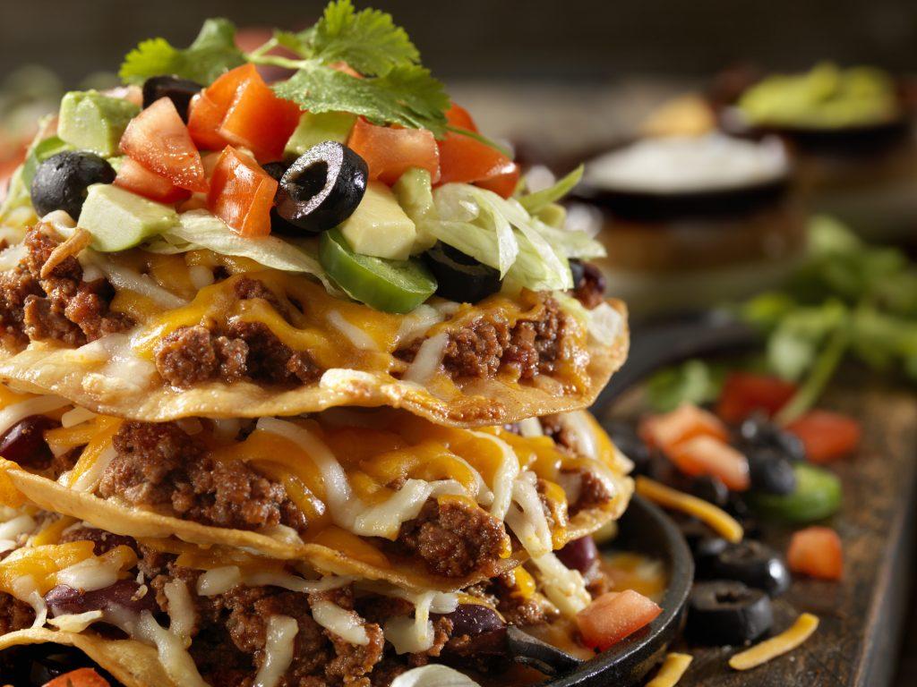 Mexican Food, Alaskan Style