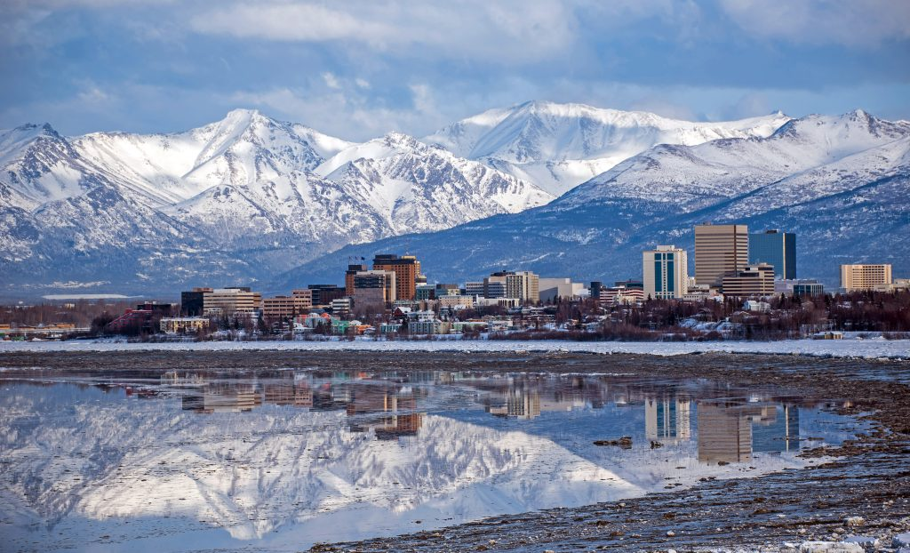Anchorage In One Day